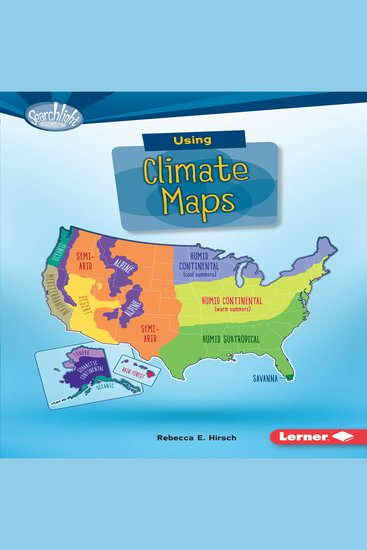 Using Climate Maps - cover