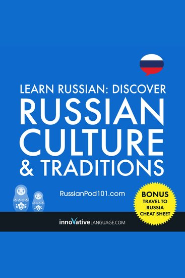Learn Russian: Discover Russian Culture & Traditions - cover