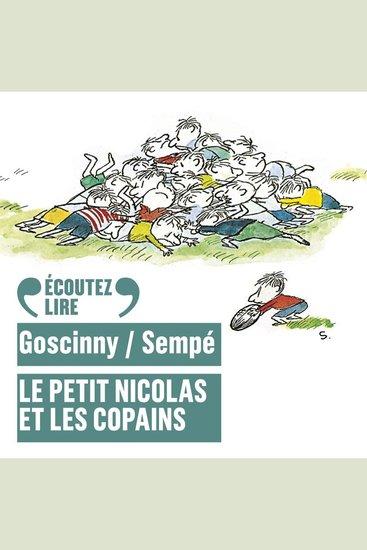Le Petit Nicolas et les copains - cover