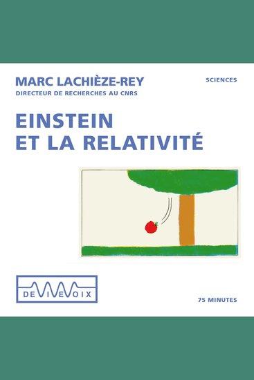 Einstein et la relativité - cover