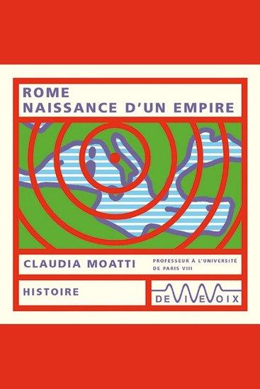 Rome naissance d'un empire - cover