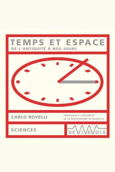 Temps et espace - cover