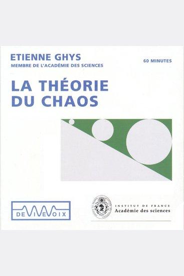 La théorie du chaos - cover