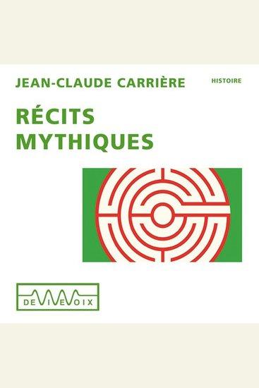 Récits mythiques - cover