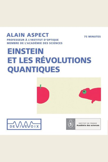 Einstein et les révolutions quantiques - cover