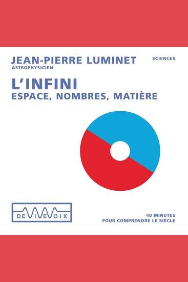 L'infini – Espace nombres matière - cover