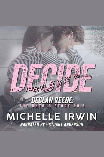 Decide - cover