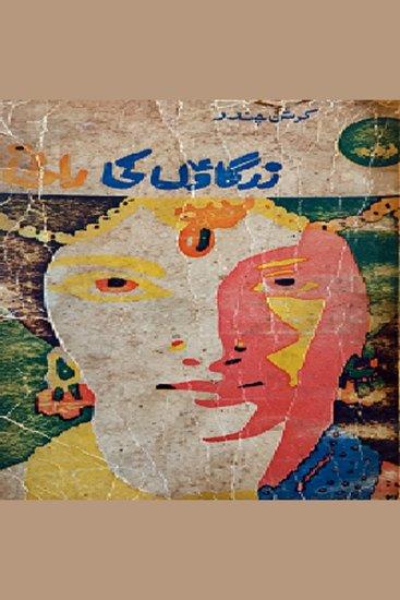 Zar Gaaoon Ki Raani - cover