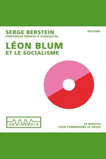 Léon Blum et le socialisme - cover