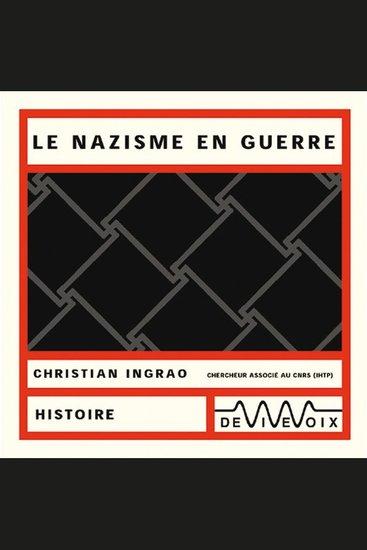Le nazisme en guerre - cover