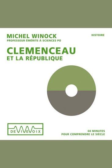 Clemenceau et la République - cover