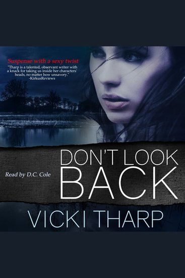 Don't Look Back - cover