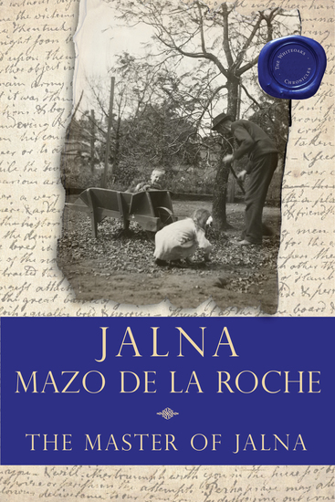 The Master of Jalna - cover
