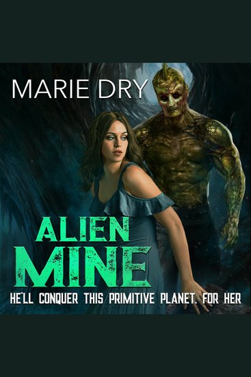 Alien Mine - cover