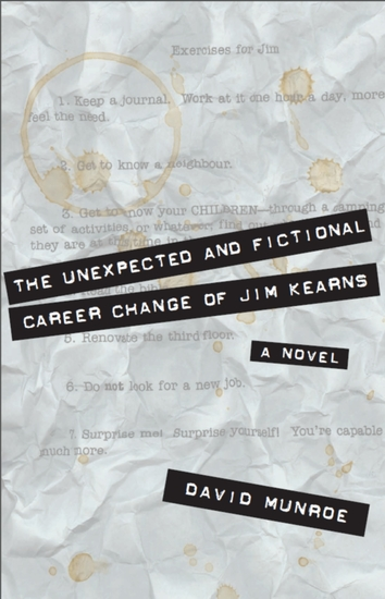 The Unexpected and Fictional Career Change of Jim Kearns - cover