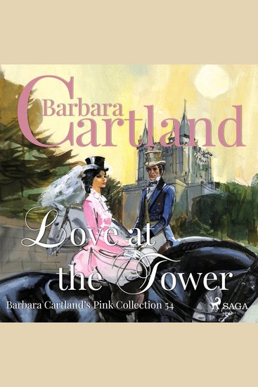 Love at the Tower - The Pink Collection 54 (Unabridged) - cover