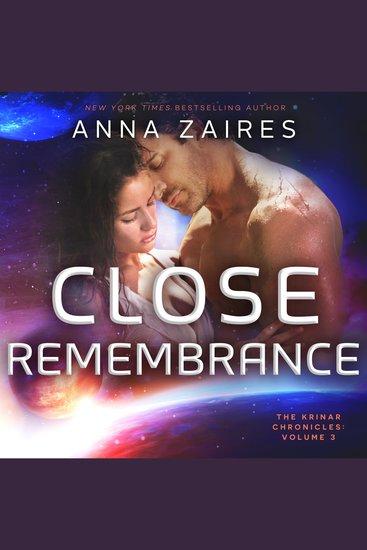 Close Remembrance - cover