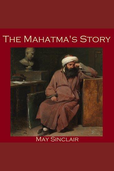 The Mahatma's Story - cover