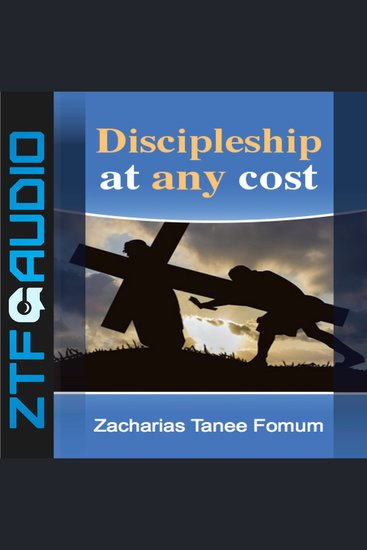 Discipleship at Any Cost - cover