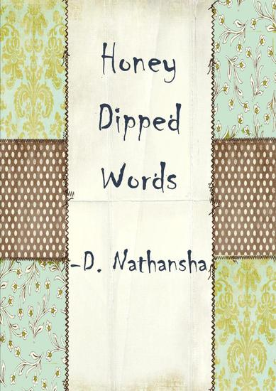 Honey Dipped Words - cover