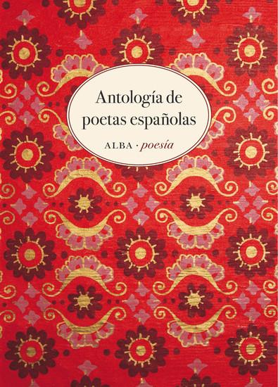 Antología de poetas españolas - cover
