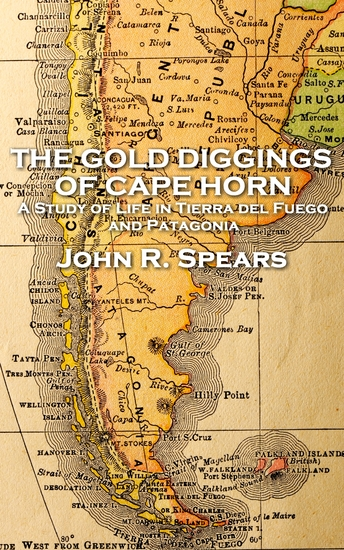 The Gold Diggings of Cape Horn - cover