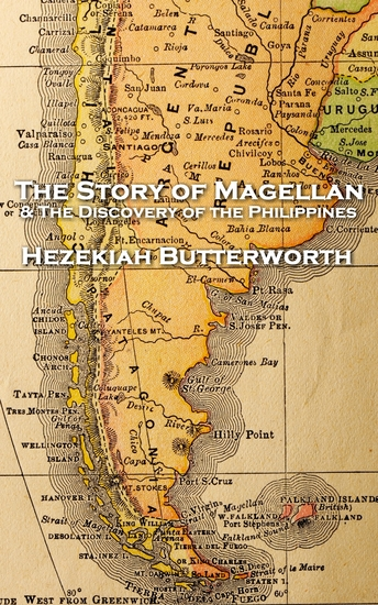 The Story of Magellan - cover