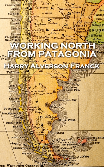Working North from Patagonia - cover
