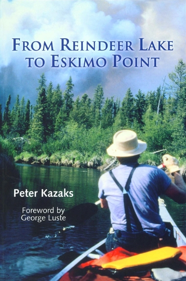 From Reindeer Lake to Eskimo Point - cover