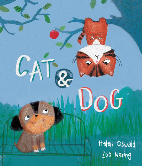 Cat & Dog - cover