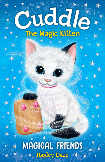 Cuddle the Magic Kitten Book 1 - Magical Friends - cover