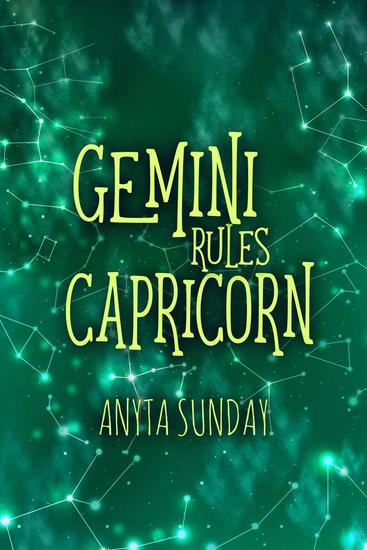 Gemini Rules Capricorn: Signs of Love #35 - Signs of Love #35 - cover