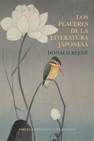 Los placeres de la literatura japonesa - cover