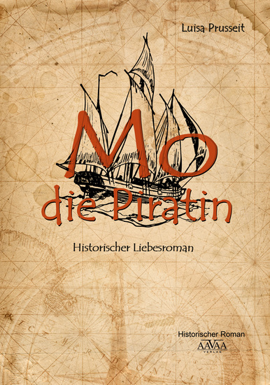 Mo die Piratin - cover