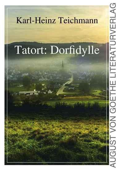 Tatort: Dorfidylle - cover