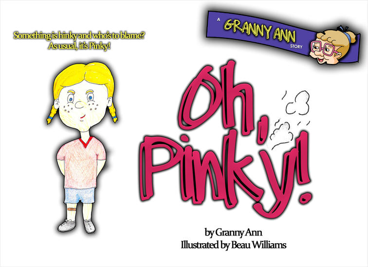 Oh Pinky! - cover