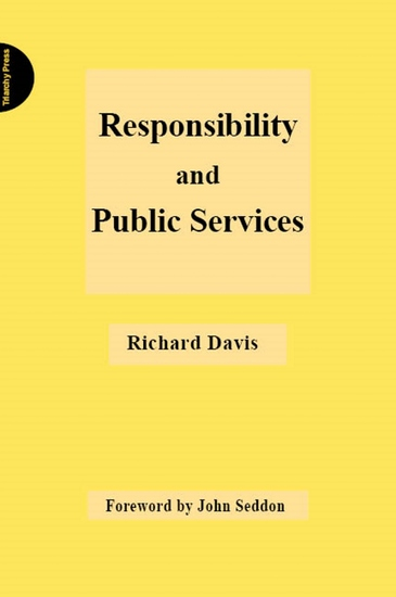 Responsibility and Public Services - cover