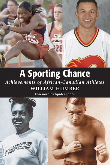 A Sporting Chance - Achievements of African-Canadian Athletes - cover