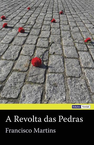 A Revolta das Pedras - cover