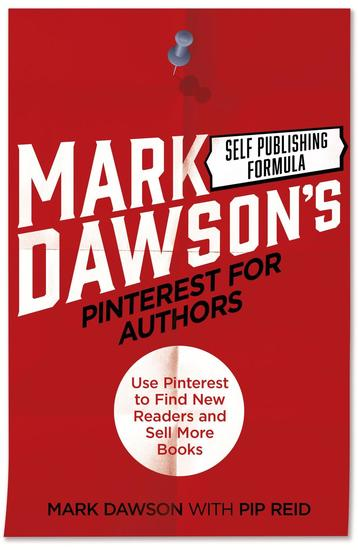 Pinterest For Authors - cover