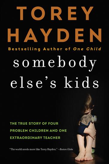 Somebody Else's Kids - cover
