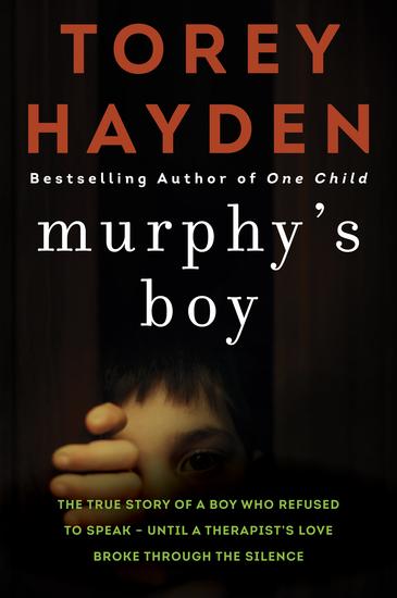Murphy's Boy - cover