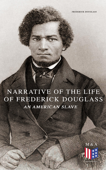 Narrative of the Life of Frederick Douglass an American Slave - cover