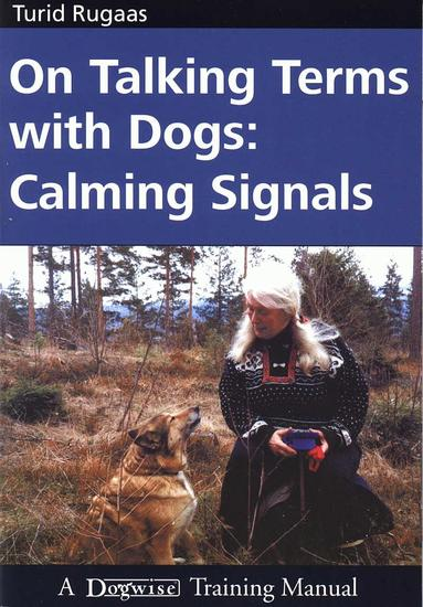On talking terms with dogs - calming signals 2nd edition - cover