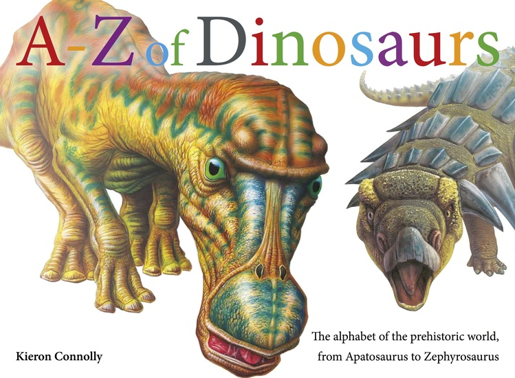 A–Z of Dinosaurs - cover