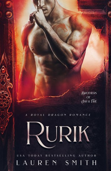 Rurik - A Royal Dragon Romance - cover