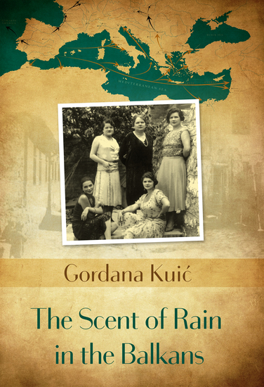 The Scent of Rain in the Balkans - cover