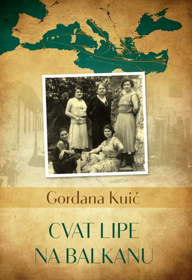 Cvat lipe na Balkanu - cover