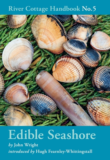 Edible Seashore - River Cottage Handbook No5 - cover
