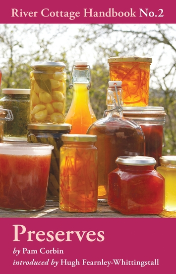 Preserves - River Cottage Handbook No2 - cover